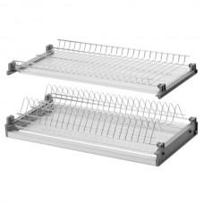 Nõuderestide komplekt alumiinium raamiga, hind alates: