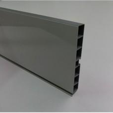 Plastiksokkel Alumiinium, 3000mm